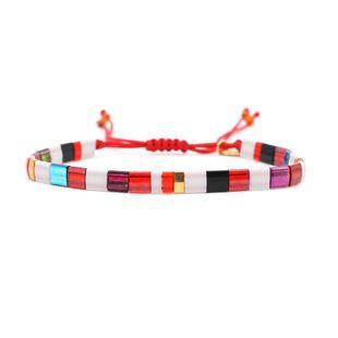 Pulsera ajustable con cuentas TILA de moda NHGW157787's discount tags