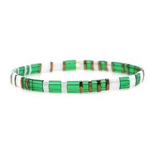 Fashion TILA Bead Braided Bracelet NHGW157814's discount tags