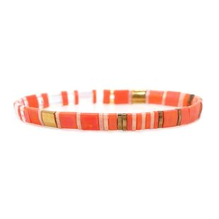Fashion new woven TILA rice beads bracelet NHGW157813's discount tags