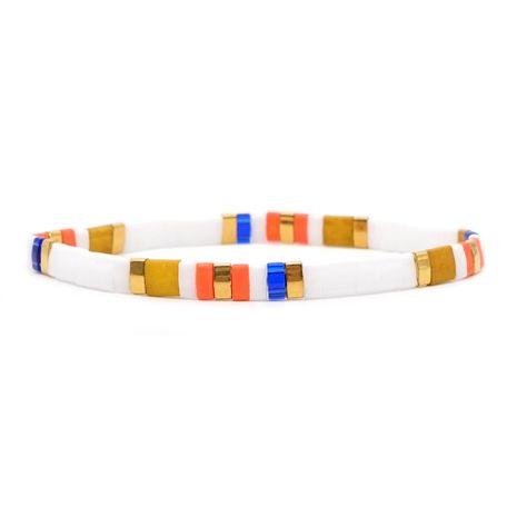 MIYUKI Braided TILA Beaded Bracelet NHGW157815's discount tags