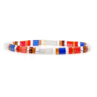 Pulsera trenzada con cuentas TILA de Fashion Import NHGW157818's discount tags