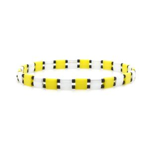 Nueva pulsera trenzada de cuentas TILA NHGW157825's discount tags