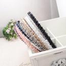 Explosion models double row crystal wide side rhinestone headband NHOF157702