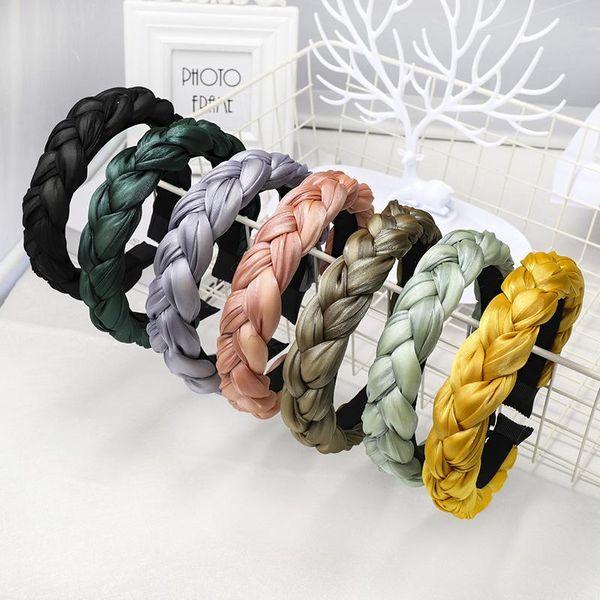 Fashion tweezers sponge headband NHDM157910
