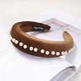 NHDM398188-Camel-velvet-pearl-headband