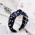 NHDM398418-Navy-velvet-+-nail-pearl-headband