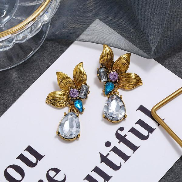 Pendientes de borla largos de moda bohemia pendientes NHKQ158107
