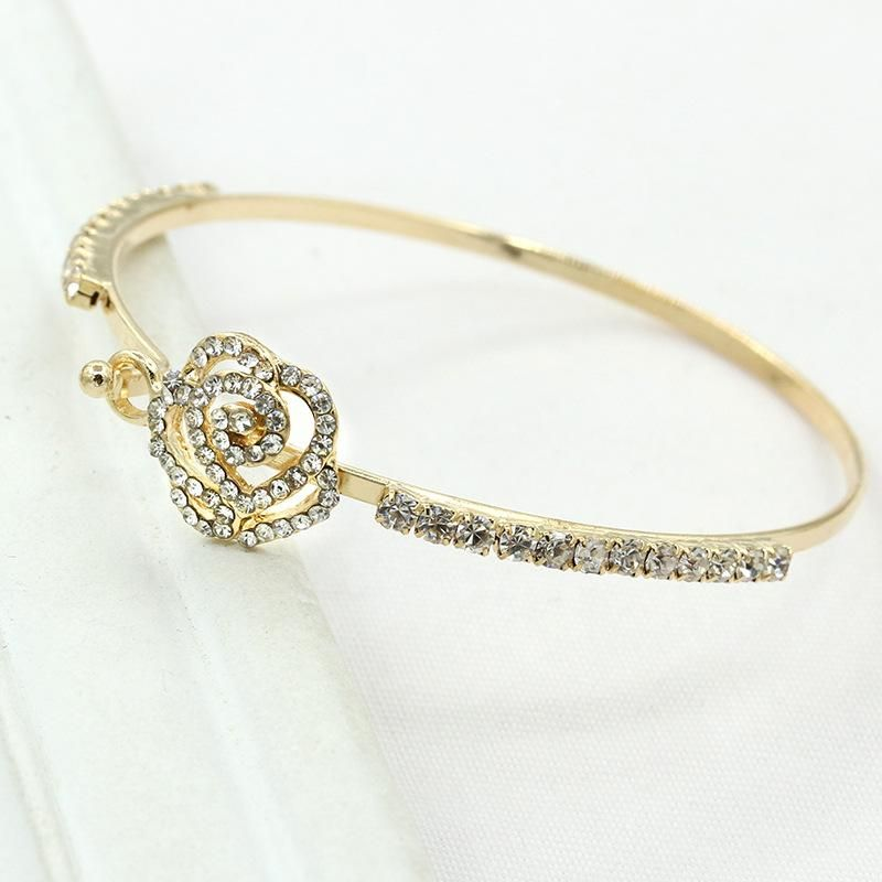 Korean exquisite diamond heart bracelet NHDP158303