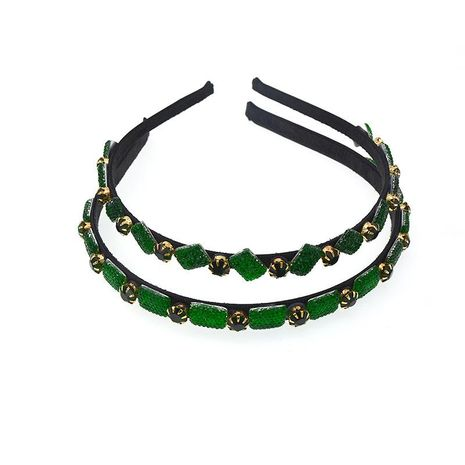 Fashion rhinestone alloy 2019 new headband NHNT158364's discount tags