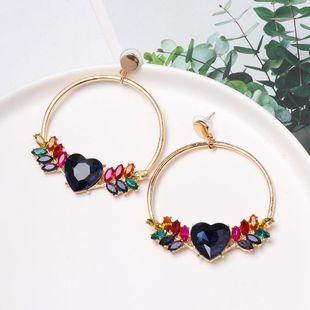 New geometric stud earrings NHJJ170298's discount tags