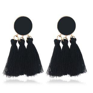 Fashion tassel multicolor earrings NHVA170490's discount tags