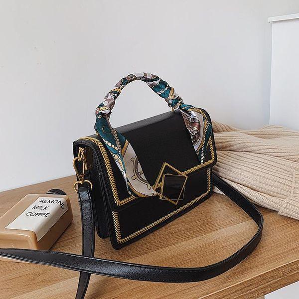 New fashion casual billiard shoulder slung small square bag NHTC170897