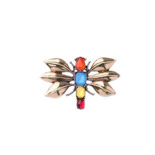Broche de diamante de moda linda mariposa para mujer NHQD171108's discount tags
