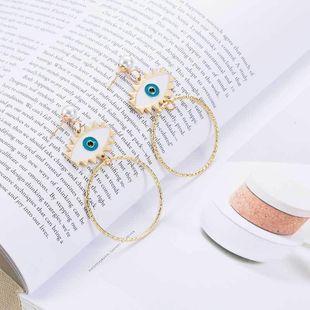 Estrella borla oreja geometría retro moda simple NHOT171207's discount tags
