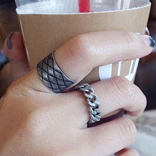 Anillo de cadena vintage anillo abierto NHDP171380's discount tags