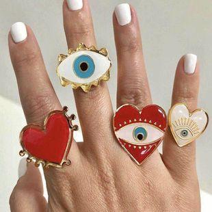Moda diablo anillo abierto punk NHOT171217's discount tags