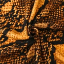Women cotton and linen scarves sexy leopard black side allinclusive thick doublesided large shawl NHGD171736