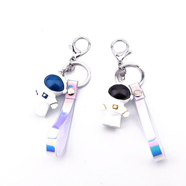 New cute astronaut keychain retro foreign trade resin NHGO171862