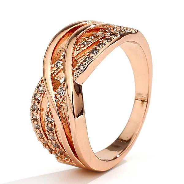 New fashion lady winding ring NHQL172076