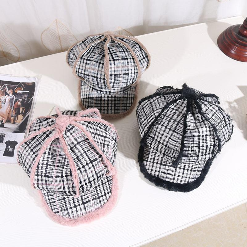 Fashion new women's beret knit hat NHHY172390