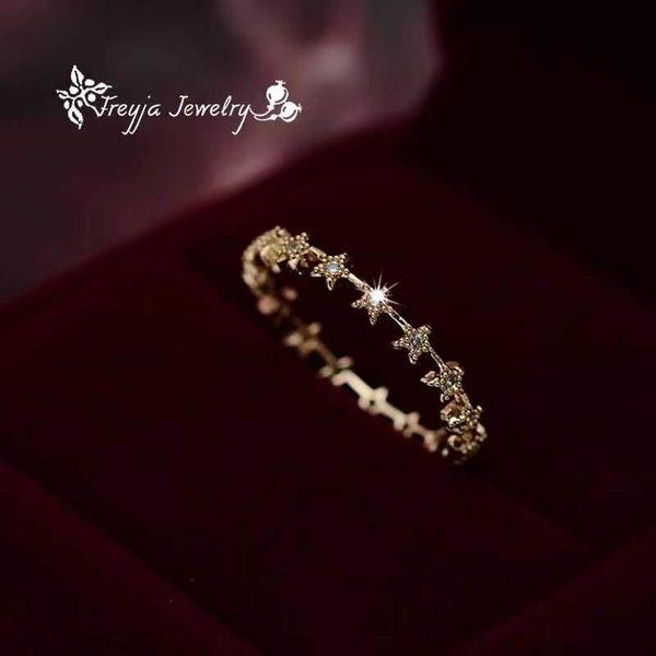 Star zircon ring lady NHQL172250