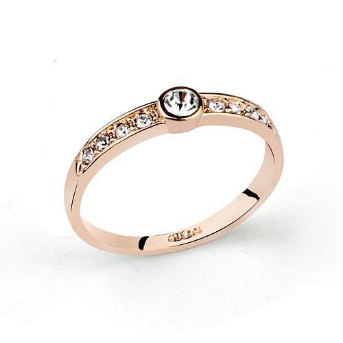 Stylish and simple jewelry, exquisite fashion diamond ring NHLJ172261