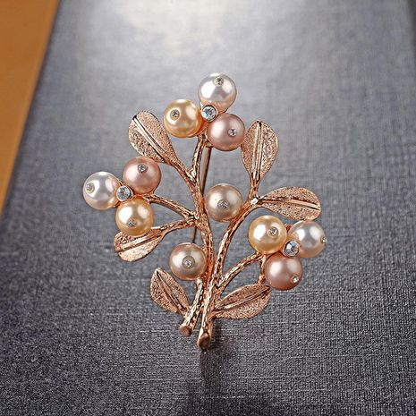 Fashion brooch accessories high-grade diamond brooch pin NHLJ172313's discount tags
