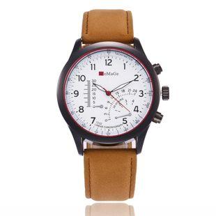 Men's Watch Fashion Belt Quartz Casual Sports Men's Watch NHSY172409's discount tags