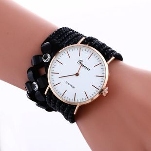 New fashion flower circle bracelet watch ladies watch with diamond fashion watch NHSY172411's discount tags