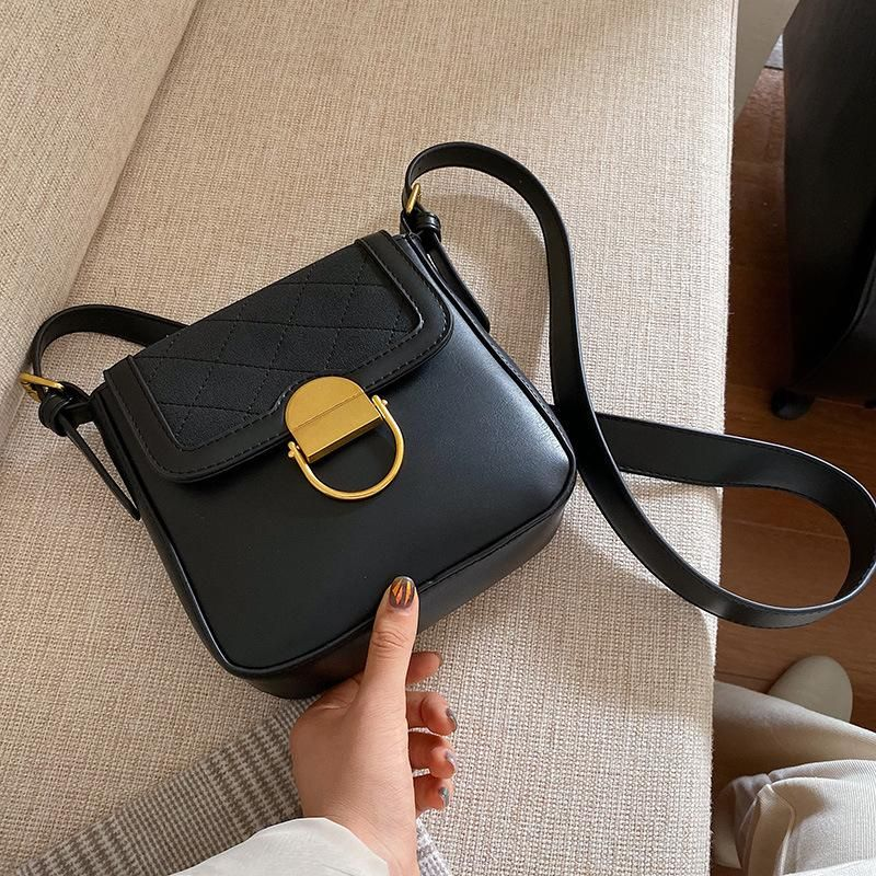 Bag female new crossbody shoulder bag fashion small square bag NHTC172828