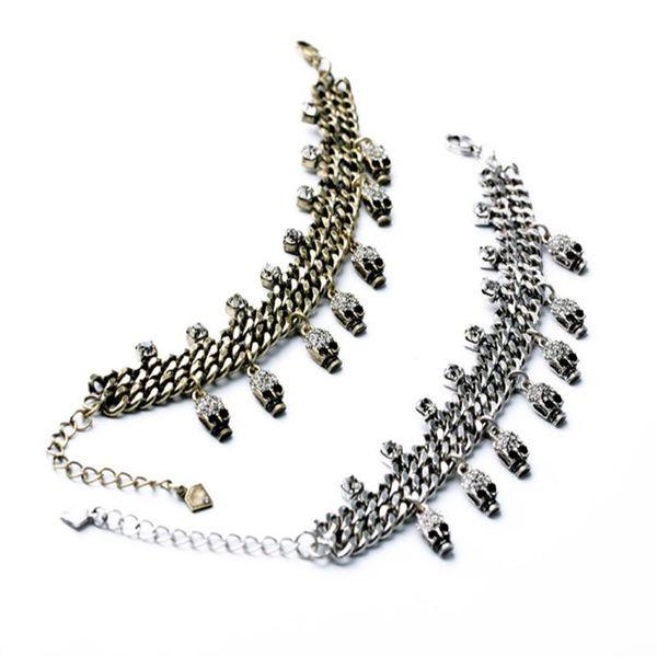 Vintage Crystal Locomotive Wind Bracelet Bracelet NHQD173487