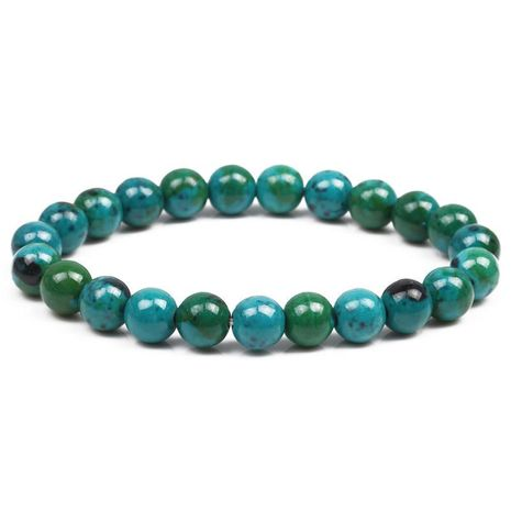 Bracelet de perles naturelles Phoenix Stone 8 mm Bracelet pour hommes en pierre naturelle NHYL173515's discount tags