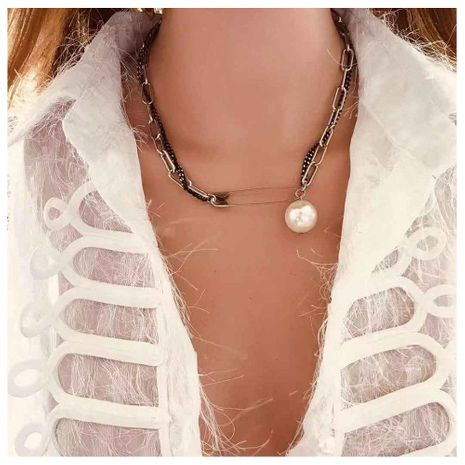 Accesorios personalizados simple mix doble collar hembra NHCT173202's discount tags
