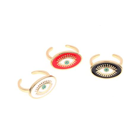 New eye ring opening adjustable ring NHPY173255's discount tags