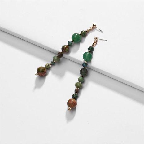Boucles d'oreilles bijoux pierres naturelles perles enfants boucles d'oreilles NHLU173473's discount tags