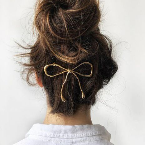 Fashion bow snowflake small fresh hair accessories NHMD156043's discount tags