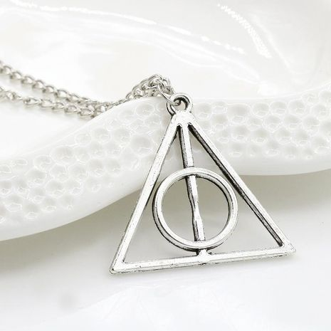 Womens geometric plating alloy Necklaces NHDP156056's discount tags