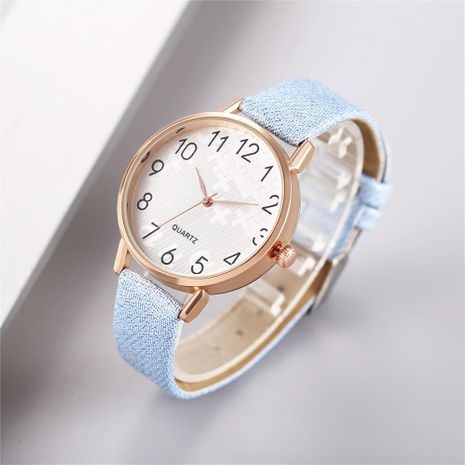 Creative Tetris Women's Fashion Digital Scale Quartz Watch NHHK156103's discount tags