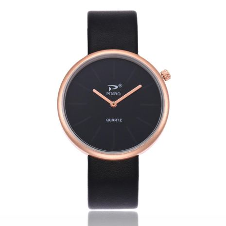 Fashion simple and popular belt quartz watch NHSY156125's discount tags