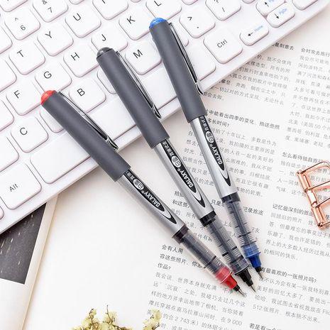 Black water-based pen student test gel pen NHHE156132's discount tags