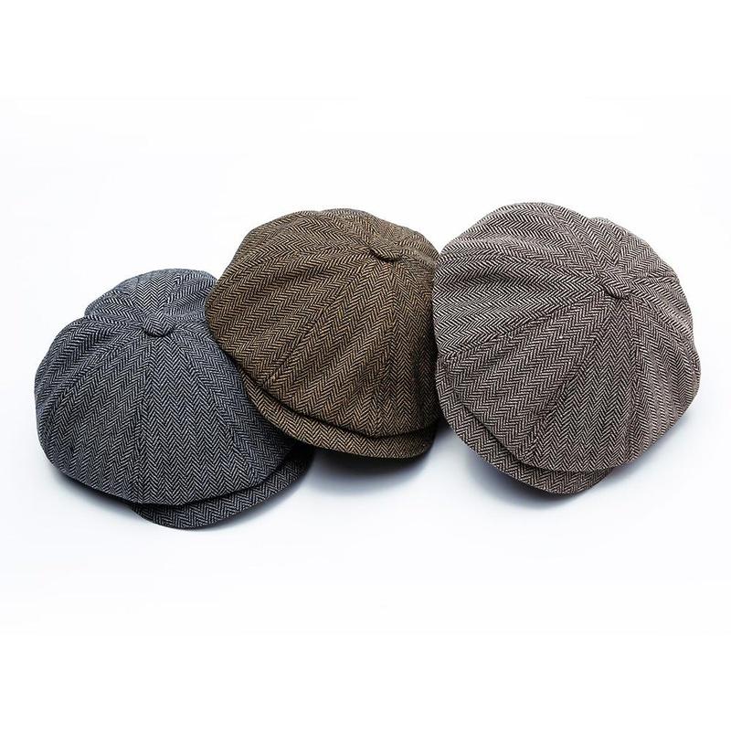 British classic retro men's art beret NHZL156171