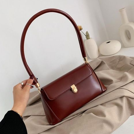 Korean version of the simple shoulder bag NHTC156328's discount tags