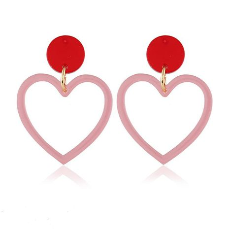 Womens Geometry Electroplating Alloy Earrings NHKQ156539's discount tags
