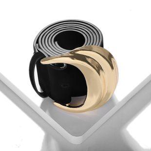 Simple alloy belt fashion waist chain NHJQ156633's discount tags