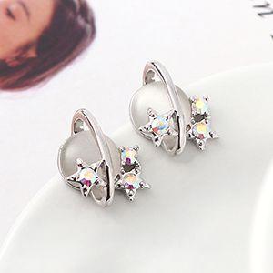 Crystal Earring Fashion NHSE383000