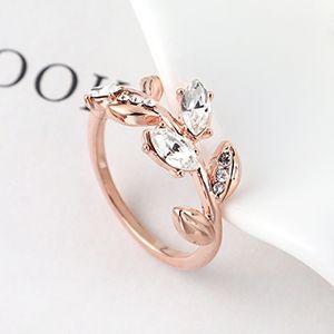 Crystal Ring Fashion NHSE383076
