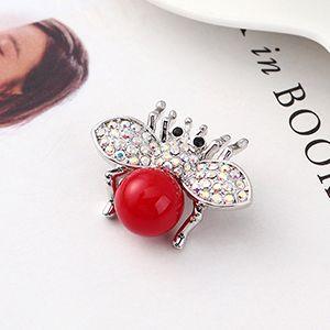 Crystal brooch Fashion NHSE383214