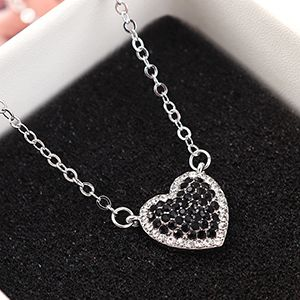 Crystal Necklace Fashion NHSE383263