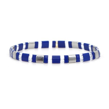 Fashion woven TILA imported bead bracelet NHGW157211's discount tags