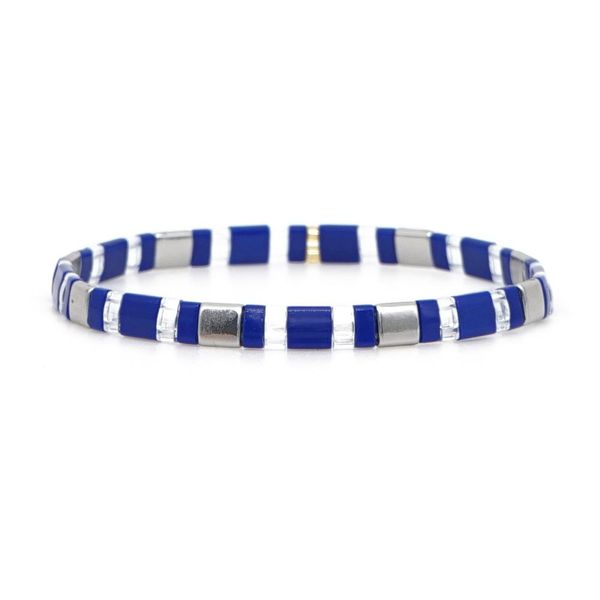 Fashion woven TILA imported bead bracelet NHGW157211